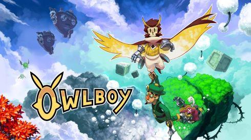 神ゲーこと『Owlboy』Switch独占で本日発売!他機種は国内未定