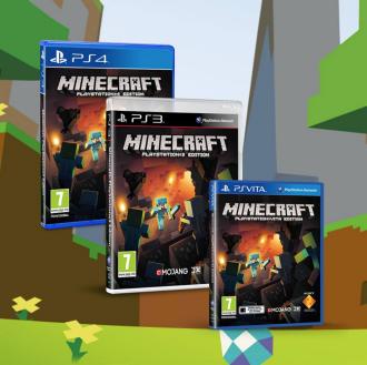 コンソール版「マインクラフト」の売上が5400万本を突破、PC版の売上を上回る!!