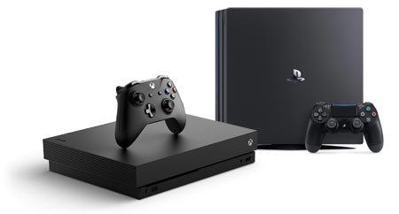 Xbox One XじゃなくてPS4 Proを買う理由って何かある?