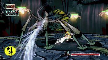 PS4/XB1/PC「大神 絶景版」 ショートムービー「筆しらべ」新映像『光明』『月光』、妖怪紹介『女郎蜘蛛』公開!