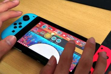 Switchでコントローラーを使わずタッチ操作のみで遊べるゲームのオススメってある?