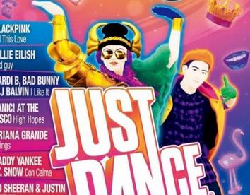 Switch「ジャストダンス 2020」『アナ雪2』含む全40曲を収録!外人さんノリノリの海外版レーラーが公開!3/12発売