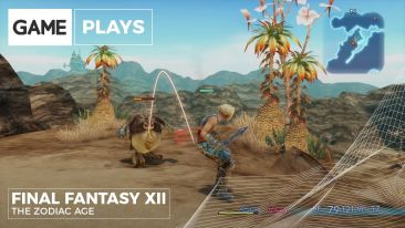 PS4「ファイナルファンタジー12 ザ ゾディアック エイジ」 28分に及ぶ海外版ロングプレイムービーが公開!