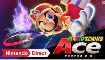 「マリオテニスエース」が連続首位!Switchパケ版「マインクラフト」再浮上、PS4新作に「ザ・クルー2」登場!!・コンシュー マ週間販売ランキングTop20