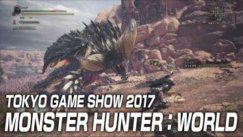 PS4「モンスターハンターワールド」 冒頭プレイを含む30分超えの実況試遊映像が公開!