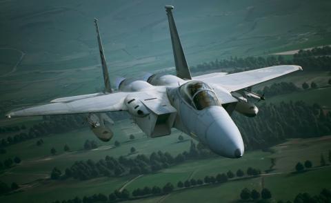 PS4/XB1「エースコンバット7 スカイズ・アンノウン」機体紹介トレーラー『F-15C』が公開!
