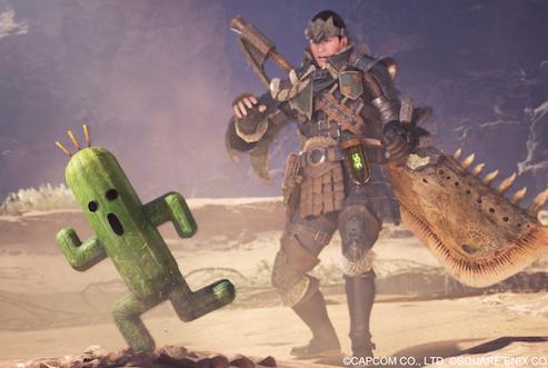 アクション日本代表「モンハン」RPG日本代表「FF」シューティング日本代表「」←?