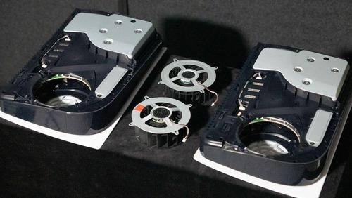【悲報】PS5は同じ初回ロットでも使用されているパーツが個体により異なり冷却性能に差がある