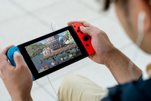 """【現実】Nintendo Switchわかる、""""人間には720pで充分""""説"""