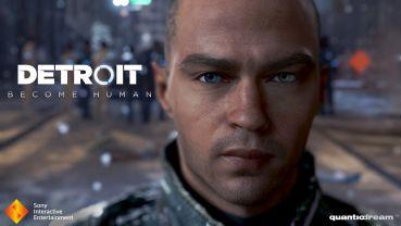 PS4「Detroit Become Human」 『ビヨンド: Two Souls』開発会社が手がけるハイクオリティな最新作、E3トレーラー吹替版が公開!