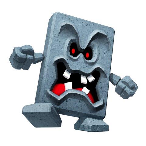 【クッパ軍団】バッタンの歯が5本しか無い件について