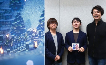 「オクトパストラベラー」アレンジアルバムが本日発売!楽曲PV公開