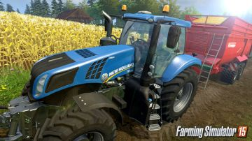 農場ゲー 「ファーミングシミュレーター15」がPS4/PS3に向けに11/26国内発売決定!!