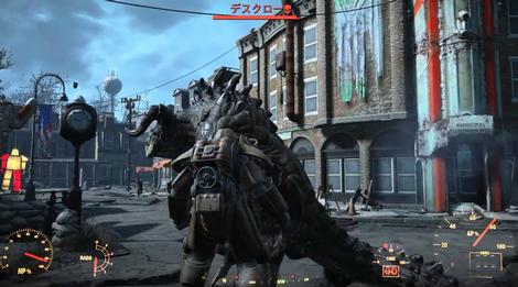 【急募】Fallout 4のコンコードの敵の倒し方