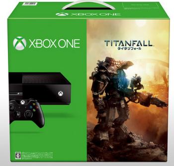 Xbox One「タイタンフォール同梱版」が9/4発売決定!!