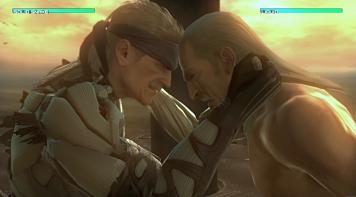「メタルギアソリッド4」のラスボス戦とかいうゲーム史上最高の演出