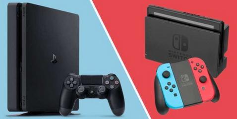 【現実】PS3+PS4=1,962万台、Switch 1,922万台
