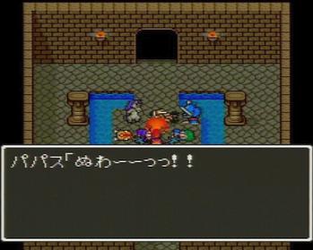堀井雄二 オルテガ ドラゴンクエスト