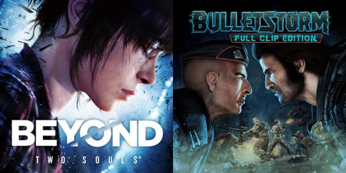 【PS Plus】今月のフリープレイ『BEYOND: Two Souls』『Bulletstrom FCE』『スペースチャンネル5』『ボンバーマン』など配信開始 !
