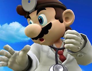 「スマブラ for」 マリオよりドクターマリオの方が優れてるところって?
