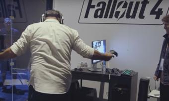 VR版「Fallout4」 デモプレイVR体験映像が公開!