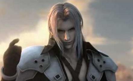 ゲーム史上、もっとも美しい男と言えば?