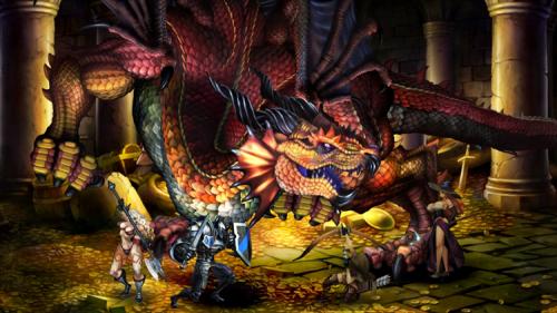 【速報】PS4「ドラゴンズクラウン・プロ」 発売決定キタ━━━(゜∀゜)━━━ッ!! 公式がバナーでうっかりお漏らしwwww