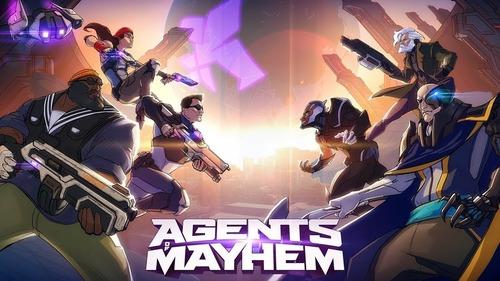 PS4「エージェンツ オブ メイヘム」 セインツロウ開発スタジオの完全新作オープンワールドアクションが発表、TGS2017トレーラーが公開!