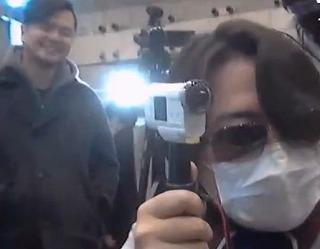 (奇跡の邂逅)『オレ的ゲーム速報』JIN氏と『はちま起稿』清水鉄平氏が偶然会って一触即発!!?