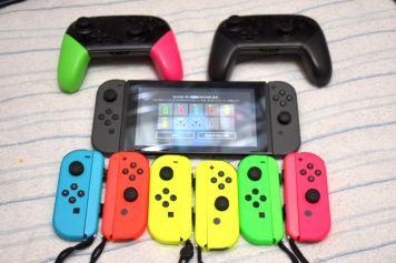 ワイ、Switchのジョイコンカラーで悩む もっとも推奨のカラーって何色?
