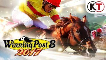 PS4/PS3/PSV/PC 「ウイニングポスト8 2017」 最新PVが公開!