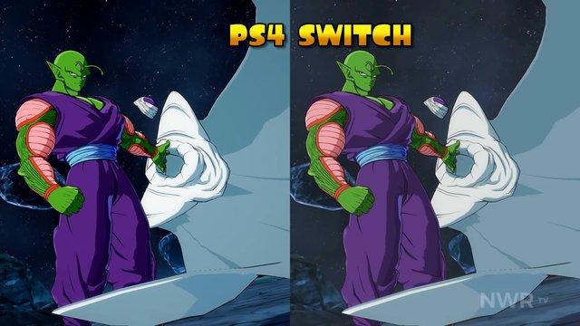 【動画】『ドラゴンボールファイターズ』Switch版/PS4版比較映像が間違い探しレベルだと話題にwwww