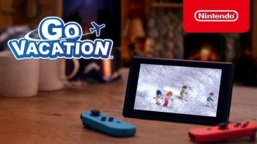 Switch「ゴーバケーション(GO VACATION)」、初週1万3041本wwww