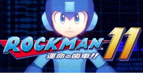 【朗報】「ロックマン11 運命の歯車!!」、10/4に発売決定きたあああぁぁぁっ!!