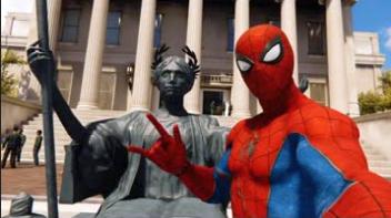 PS4「スパイダーマン」のやりすぎで散歩してたら急に電柱に飛び乗れるような気がしたwww