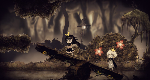 嘘つき姫と盲目王子 (1)