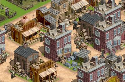 また面白そうな街づくりゲーが来た・・・! 時代ゴールドラッシュ、西部劇感たっぷりの「1849」登場! Steam配信も決定