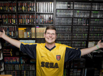 ギネス記録を持つ1万超タイトル世界最大のゲームコレクションがオークションへ!