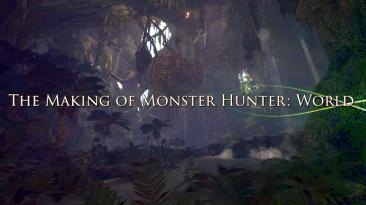 PS4「モンスターハンターワールド」メイキング映像第4弾『ワールド編』が公開!