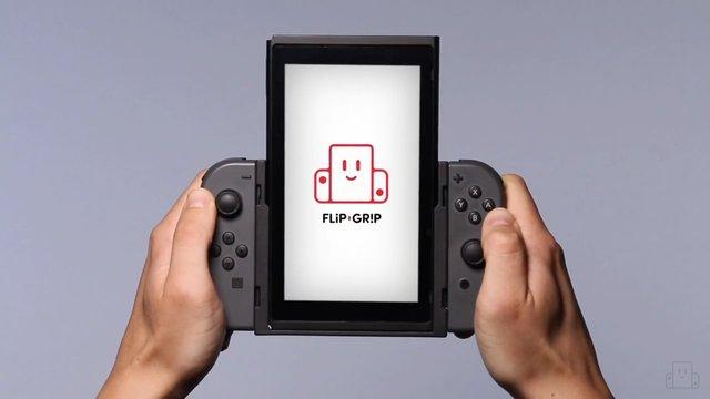Nintendo Switchのシューティング用縦置きガジェット、ついに届く!!