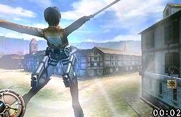 3DS「進撃の巨人 ~人類最後の翼~ CHAIN」 最新ミッション攻略・レビューまとめ! ぶどう弾 オンラインエラー報告