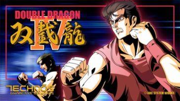 ニンテンドースイッチ版「ダブルドラゴン IV」が本日配信開始、スイッチ版紹介映像が公開!すべてのモードで2人同時プレイが可能!!