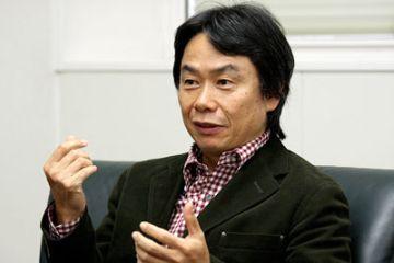 宮本茂氏は「スプラトゥーン」の開発にはほとんど関わらなかった