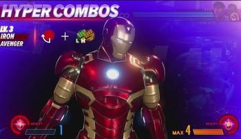 PS4/XB1/PC 「マーベル VS. カプコン:インフィニット」  チュートリアルトレーラー『アイアンマン』編が公開!