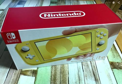 【管理人レビュー】本日発売「Nintendo Switch Lite」最速ゲット!使用感・移行の仕方など
