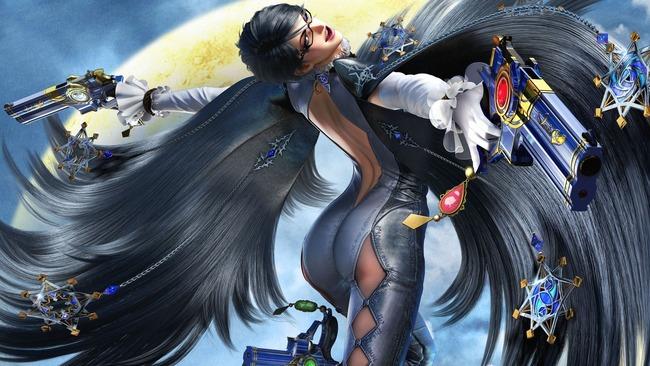 【朗報】「ベヨネッタ2」Gamespotで満点!【祝!和ゲー!】
