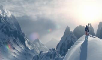 雪山オープンワールドスポーツ「STEEP」 プレイ映像が公開!Ubisoft新作、12月発売