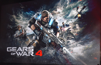 ファミ通クロレビ 「Gears of War 4」  9/9/9/9