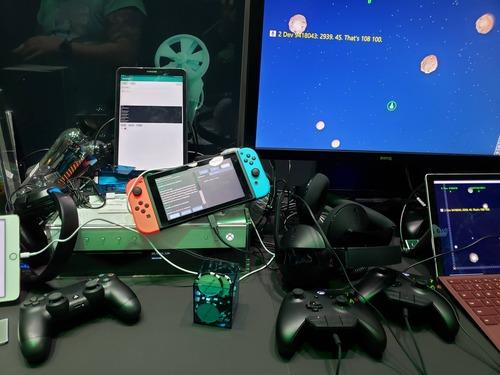 MSさん、XB,PC,スマホ及びSwitch向けにチャット、マッチメイキングサービス「PlayFab Party」を提供