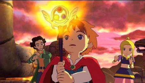 Switch「二ノ国 白き聖灰の女王」& PS4リマスター版  劇場CMと最新PVが公開!